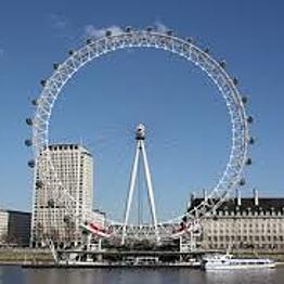 Trip to the London Eye