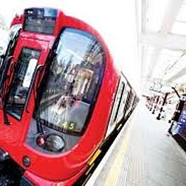 Subway fare on the Tube