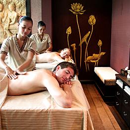Couples massage/ Spa treatment