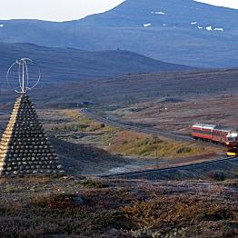 Train Tickets from Trondheim to Bodø