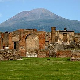 Naples Excursion - Mt. Vesuvius and Pompeii