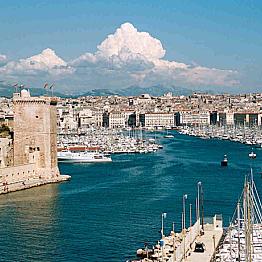 Marseilles Excursion - Marseille City Tour