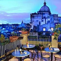 Dinner in Rome