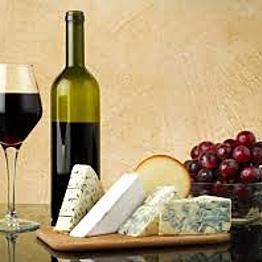 Wine. Cheese. Done.