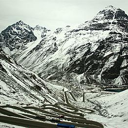 Mountain Passage