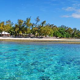 Explore Deux Cocos Island
