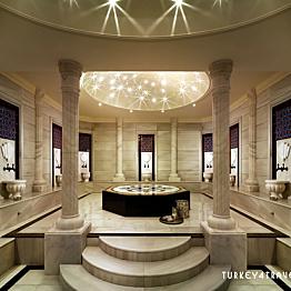Turkish Bath Time