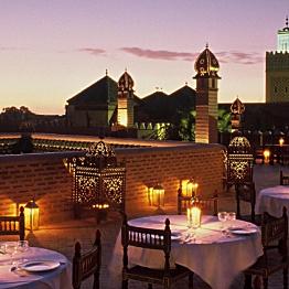 Dinner at La Sultana