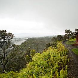 4 Nights at Volcano Rainforest Retreat