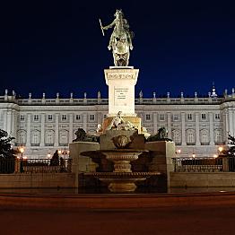 A Visit To The Palacio Real de Madrid
