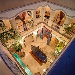 One night stay at Riad Lorsya