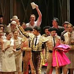 Santa Fe Opera Carmen