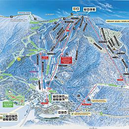 Three Days of Skiing