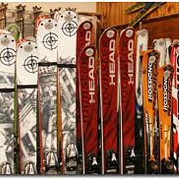 Ski Rental Equipment