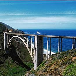 San Luis Obispo to Monterey