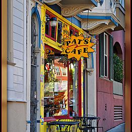 Dinner in San Francisco