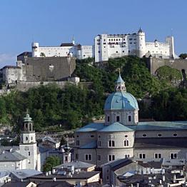 Tour of Festung Hohensalzburg