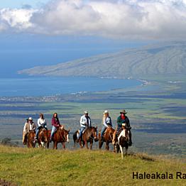 Crater Horseback Riding