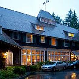 Final Leg! Two nights at Lake Quinault Lodge