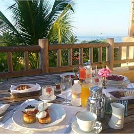 Indulge: Scrumptious Breakfast in Bed-ish