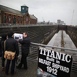 Titanic Belfast Tours