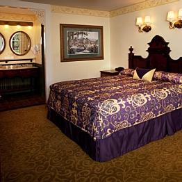 Port Orleans Resort Room