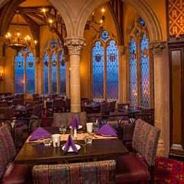 Dinner at Cinderella's Royal Table