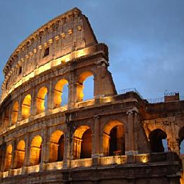 Airfare to Rome!