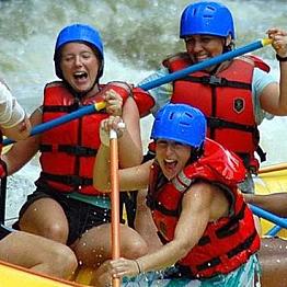 Rio Balsa White Water Rafting
