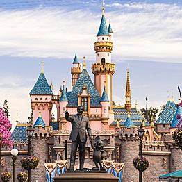 2 ~ Disneyland 1-Day Park Hopper Tickets