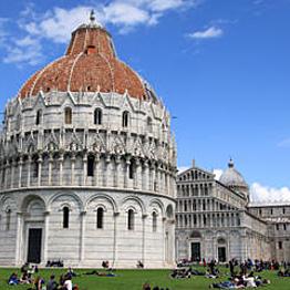 Pisa Walk & Climb