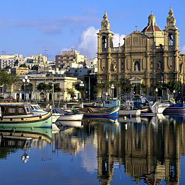 Airfare to Malta