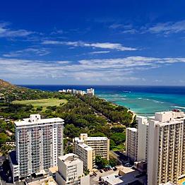 Our Stay on Waikiki Beach
