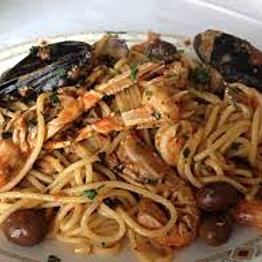 Dinner at Gli Ulivi