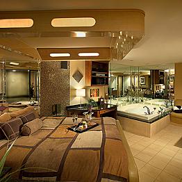 Spa pampering