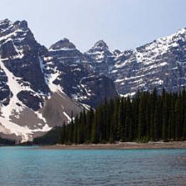 Banff National Park Entry Pass