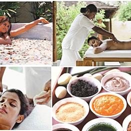 Spa Treatment for 2 (Sahana Elixir)