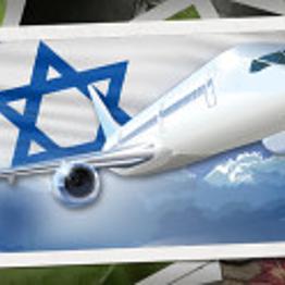 Airfare:  Manila-Israel-Manila