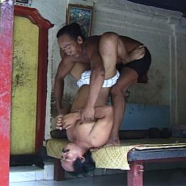 Balinese Healing.....