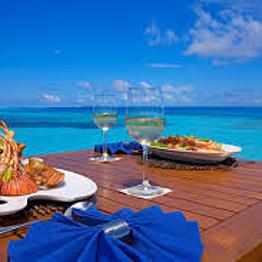 Beach lunches
