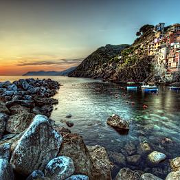 Hiking Passes in Cinque Terre