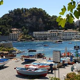 Boat rental in Taormina