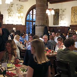 Dinner at Zeughauskeller