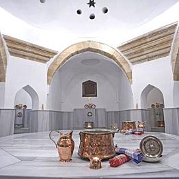 Turkish Bath, Buyuk-Haman