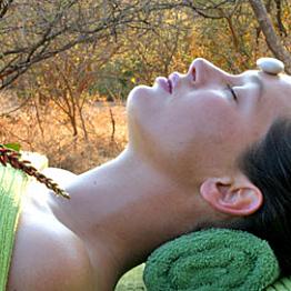 Activity: Private Safari Massage