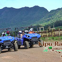 ATV Tour Through Rainforests and Waterfalls