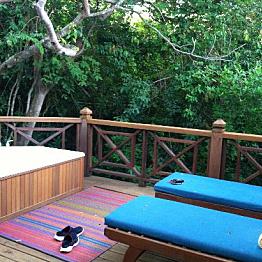 Honeymoon Treehouse Suite