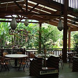 Dinner at Bar Acuda in Kauai