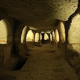 Catacombs of Milos