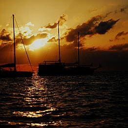 Sunset Cruise in Costa Rica